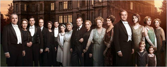 Downton Abbey: Premiada série pode ganhar um filme