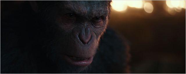 Símios lutam por sua liberdade em novo trailer de Planeta dos Macacos: A Guerra