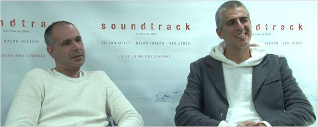 Soundtrack: Antes 'anônimos', diretores falam sobre desgaste da 'imagem' ao lançar filme com Selton Mello (Entrevista Exclusiva)