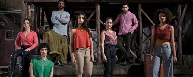 3%: Maria Flor e Fernanda Vasconcellos entram para o elenco da segunda temporada