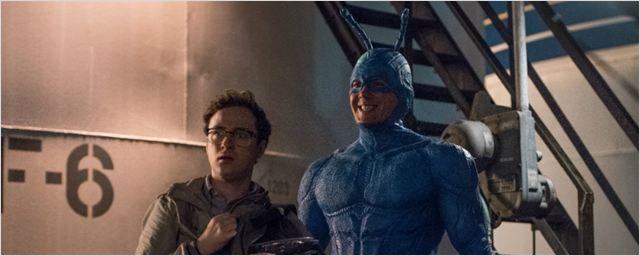 The Tick: Veja o trailer da nova série sobre o estranho (e divertido!) super-herói azul