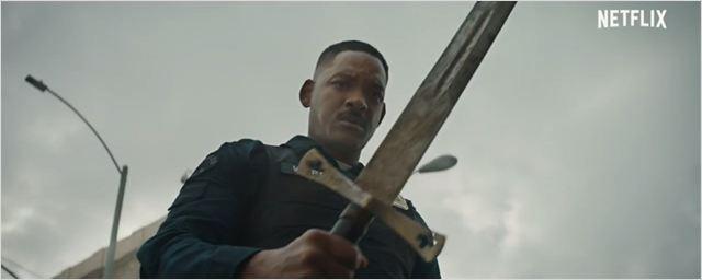 Comic-Con 2017: Will Smith é a própria cavalaria no primeiro trailer de Bright