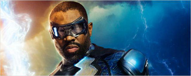 Comic-Con 2017: Black Lightning escala atores de Gotham e Criminal Minds