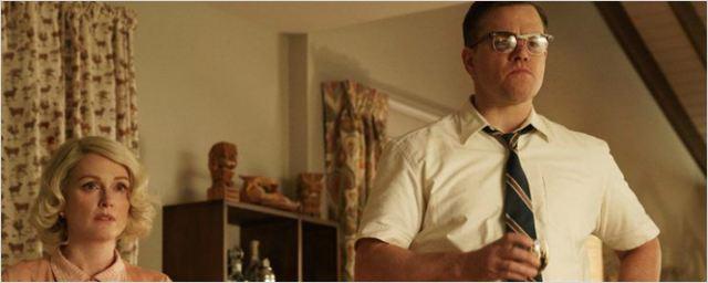 Suburbicon: Confira as primeiras imagens do novo filme de George Clooney como diretor