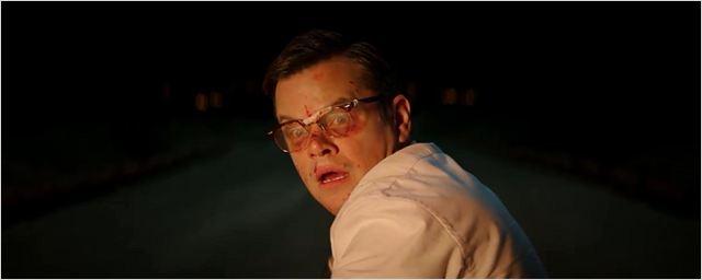 Matt Damon é improvável matador suburbano no trailer de Suburbicon, dirigido por George Clooney