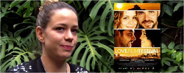 Love Film Festival: Leandra Leal e Nanda Costa falam sobre a história de amor filmada ao longo de nove anos, em quatro países (Exclusivo)