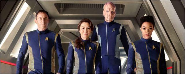 Star Trek: Discovery ganha novas imagens com o elenco