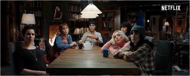 Noomi Rapace vive sete gêmeas em perigo no trailer de Onde Está Segunda?