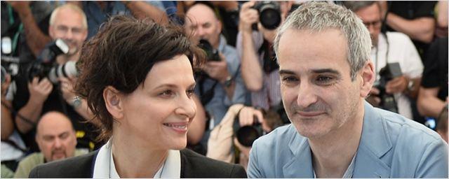 Olivier Assayas voltará a dirigir Juliette Binoche em comédia sobre o universo editorial