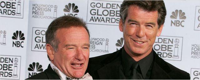 Pierce Brosnan relembra como foi trabalhar com Robin Williams em Uma Babá Quase Perfeita