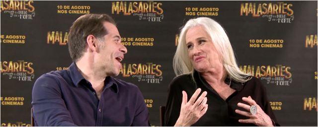 Malasartes e o Duelo com a Morte: Leandro Hassum e Vera Holtz discutem o preconceito contra comédias nacionais (Exclusivo)