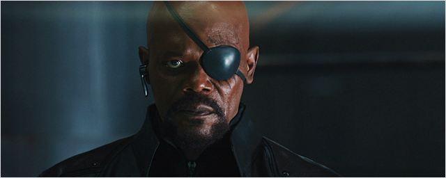 Samuel L. Jackson lamenta ausência de Nick Fury em Guerra Infinita, Vingadores 4 e Pantera Negra