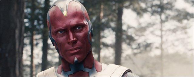 Paul Bettany indica que Visão estará em Vingadores 4