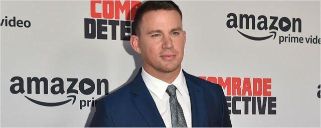 Channing Tatum será agente do FBI em novo filme do produtor de A Rede Social