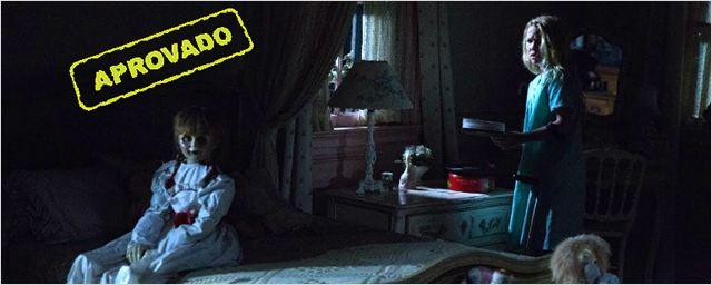 Amigos do AdoroCinema: Annabelle 2 - A Criação do Mal é um competente festival de sustos, afirmam blogueiros