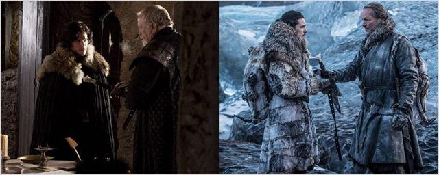 Game of Thrones: Os paralelos que você (provavelmente) não notou entre 'Beyond the Wall' e 'Baelor'