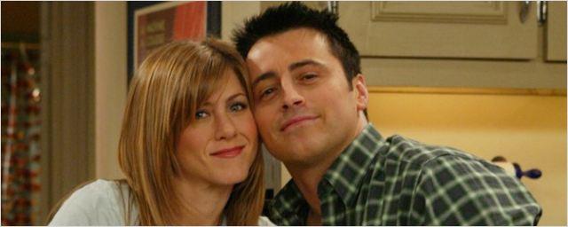Friends: Jennifer Aniston fala sobre casal Joey e Rachel