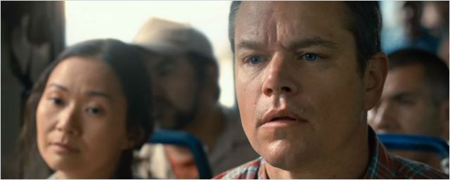 Downsizing: Saiu o teaser do filme estrelado por Matt Damon, Kristen Wiig e Christoph Waltz