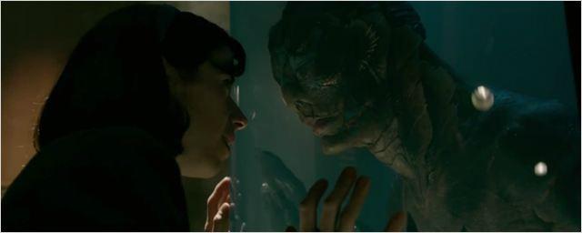 The Shape of Water: Aclamado filme de Guillermo del Toro ganha trailer para maiores com cenas inéditas
