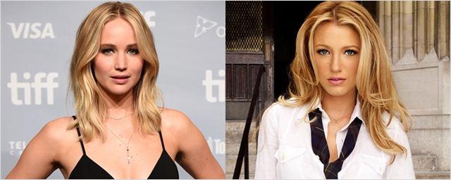 Você sabia? Jennifer Lawrence foi cotada para ser protagonista de Gossip Girl
