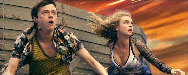 Luc Besson não descarta sequência de Valerian e a Cidade dos Mil Planetas