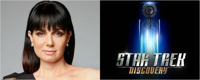 Star Trek: Discovery escala mãe de Spock