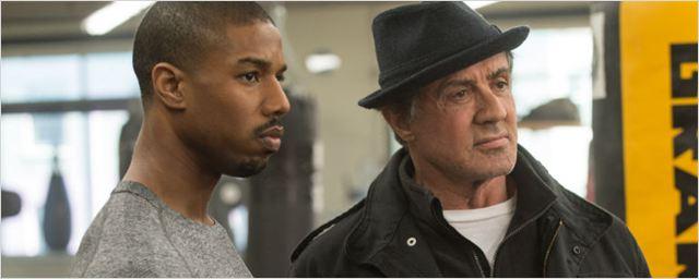 Sylvester Stallone anuncia que vai dirigir Creed 2