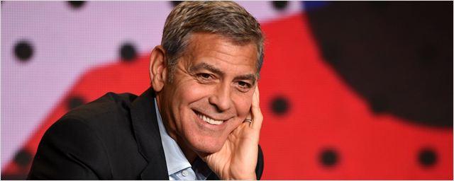 George Clooney presenteou US$ 1 milhão para cada amigo próximo