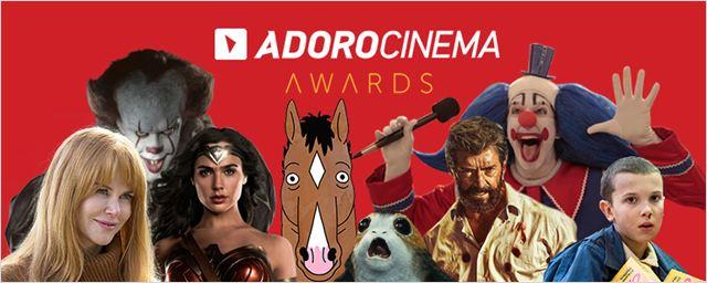 AdoroCinema Awards 2018: Está aberta a votação para a maior premiação digital dos filmes e séries!