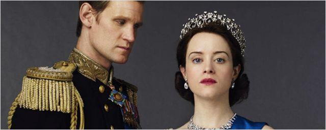 The Crown: Produtores pedem desculpa por diferença salarial entre Claire Foy e Matt Smith