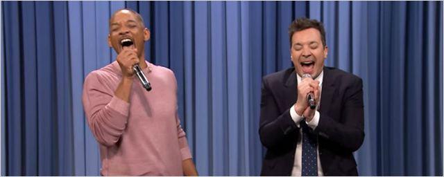 Will Smith canta temas de Um Maluco no Pedaço e de outras séries de TV clássicas