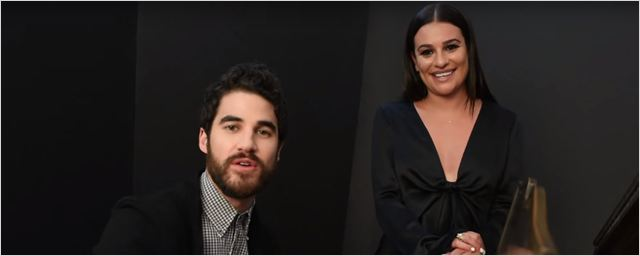 Reunion de Glee! Lea Michele e Darren Criss anunciam turnê juntos