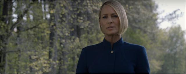 House of Cards enterra Francis Underwood em teaser da sexta temporada