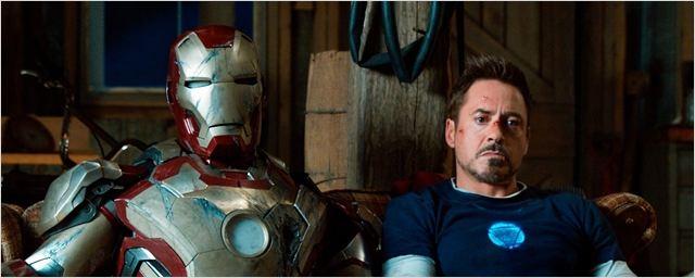 Filmes na TV: Hoje tem A Igualdade é Branca e Homem de Ferro 3