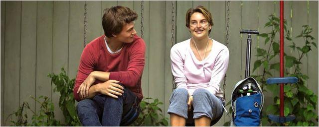Filmes na TV: Hoje tem A Culpa é das Estrelas e Muita Calma Nessa Hora 2