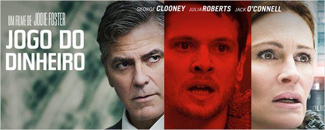 Assista a cenas do suspense Jogo do Dinheiro, com Julia Roberts e George Clooney