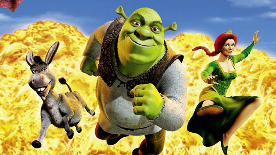 Resultado de imagem para Shrek