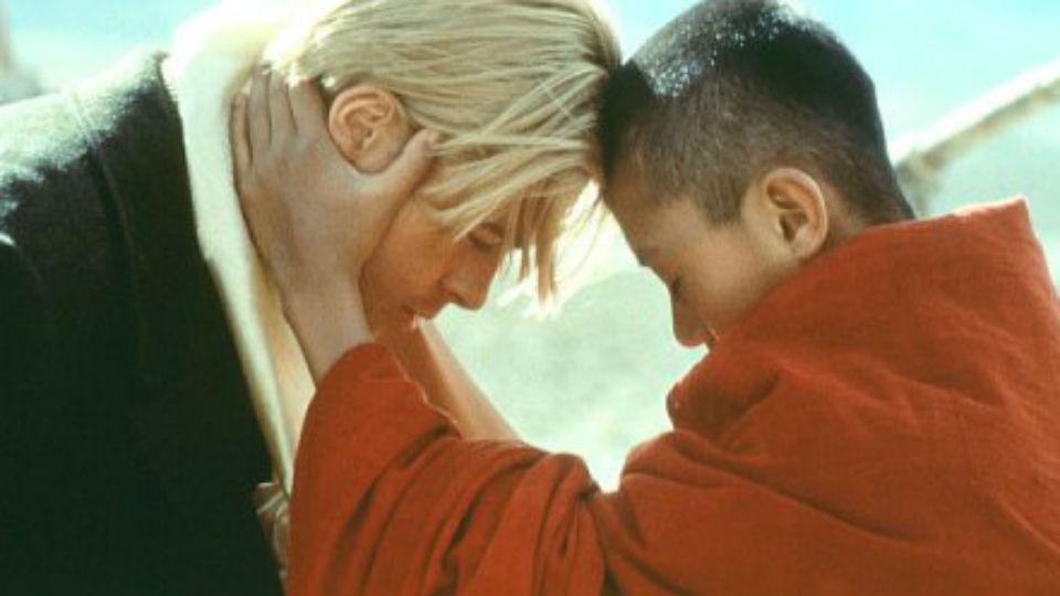 Resultado de imagem para sete anos no tibet