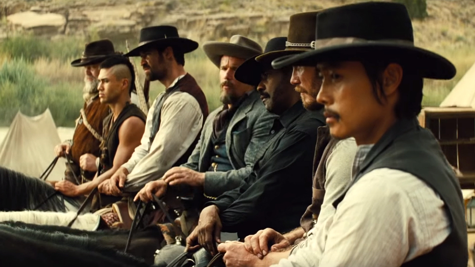 Resultado de imagem para sete homens e um destino 2016