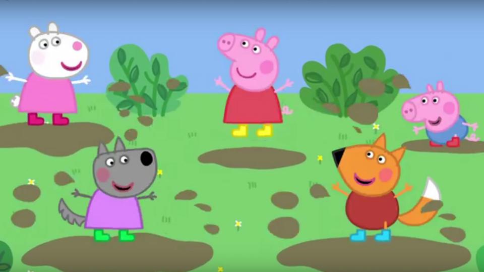 Peppa Pig: As Botas de Ouro e Outras Histórias Trailer Original -  AdoroCinema