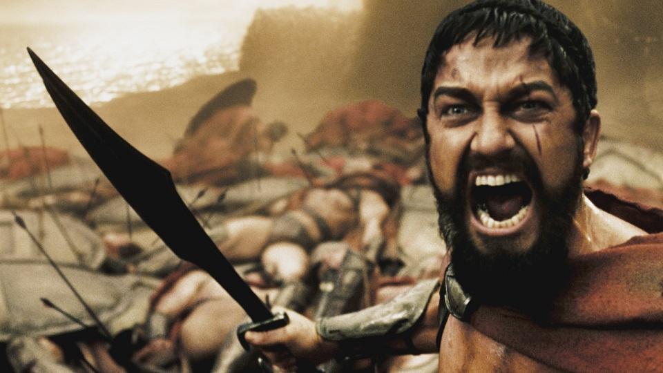o filme 300 esparta dublado