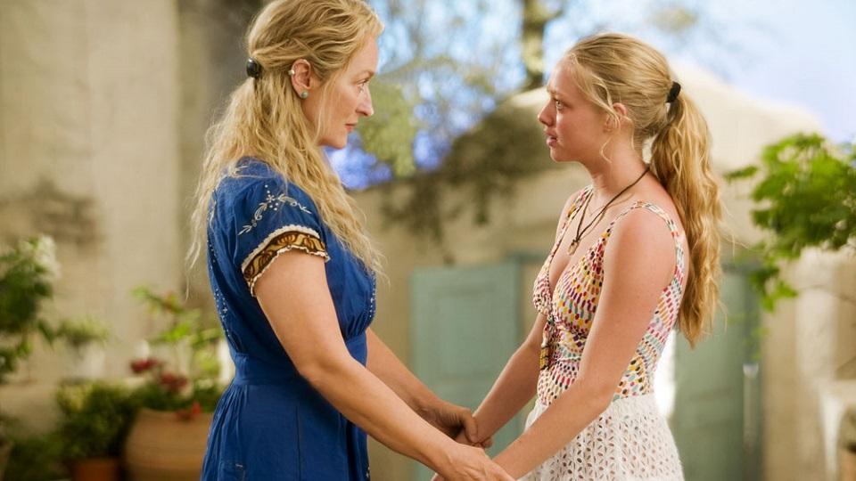 Mamma Mia 1 Trailer