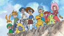 Digimon 1ª Temporada Sequência de Abertura Dublada