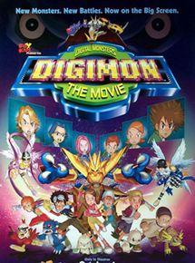 Assistir Digimon: O Filme Online