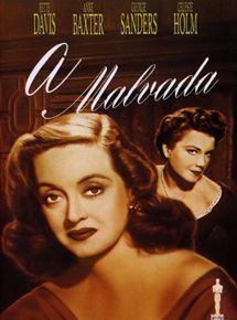 Resultado de imagem para A Malvada 1950
