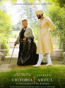 Assistir Victoria e Abdul – O Confidente da Rainha