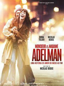 Assistir Monsieur & Madame Adelman