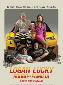 Assistir Logan Lucky - Roubo em Família