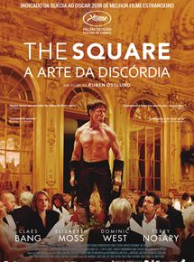 Assistir The Square: A Arte da Discórdia