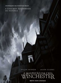 Assistir A Maldição da Casa Winchester
